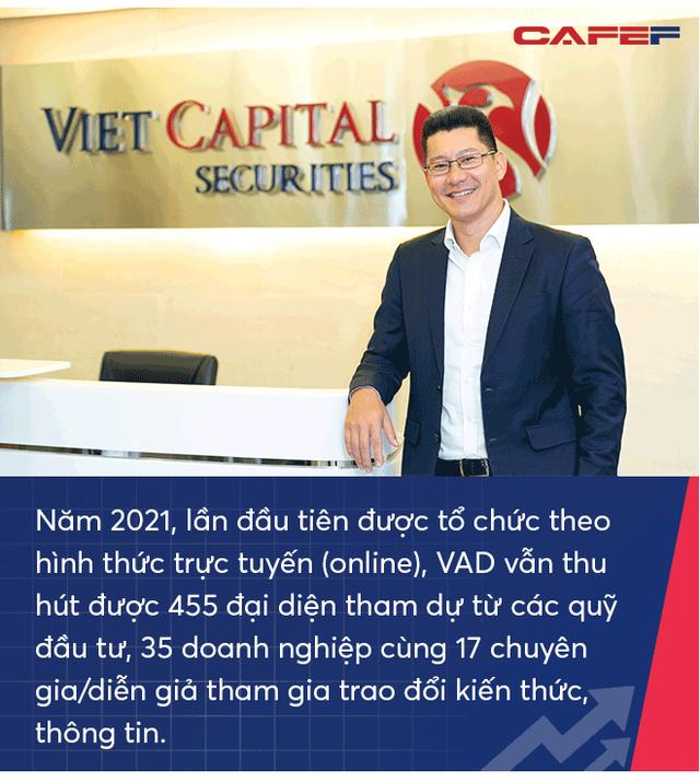 Đại diện VCSC: Ngày càng nhiều quỹ đầu tư riêng biệt vào thị trường Việt Nam và xu hướng này sẽ dẫn dắt dòng tiền quay trở lại - Ảnh 1.