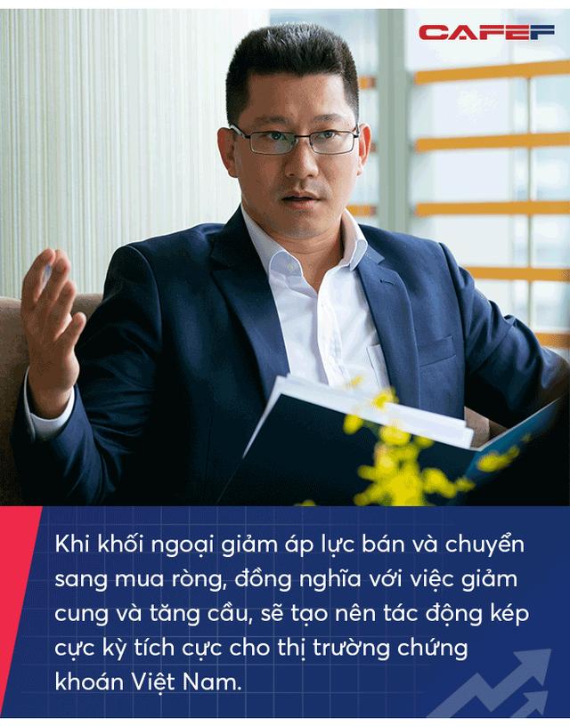 Đại diện VCSC: Ngày càng nhiều quỹ đầu tư riêng biệt vào thị trường Việt Nam và xu hướng này sẽ dẫn dắt dòng tiền quay trở lại - Ảnh 2.