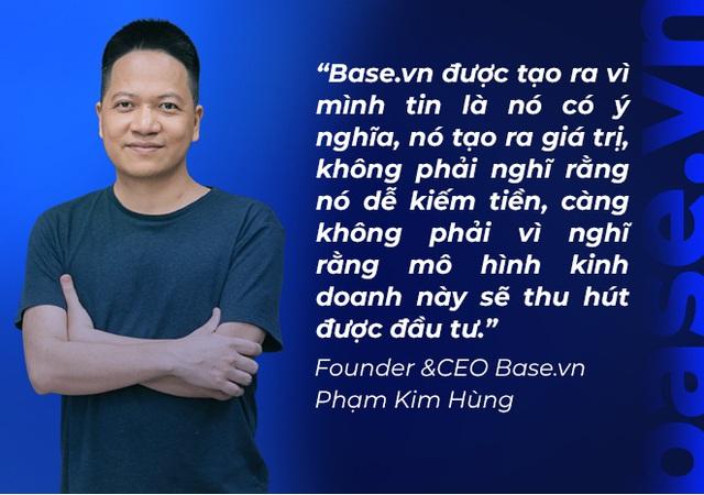 Start-up công nghệ Base.vn là ai mà được FPT và 8 quỹ đầu tư săn đón? - Ảnh 2.