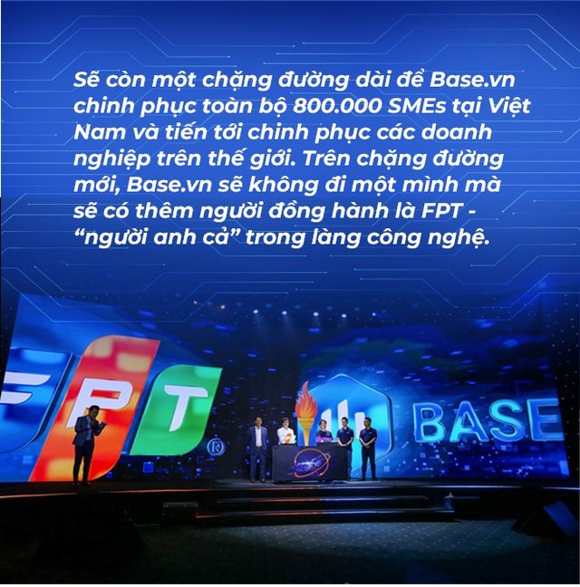 Start-up công nghệ Base.vn là ai mà được FPT và 8 quỹ đầu tư săn đón? - Ảnh 11.