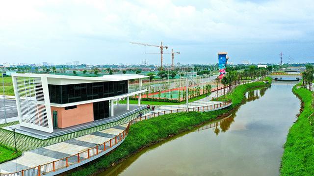 Van Phuc Group đẩy mạnh hoàn thiện các tiến độ tiện ích trong năm 2021 - Ảnh 1.