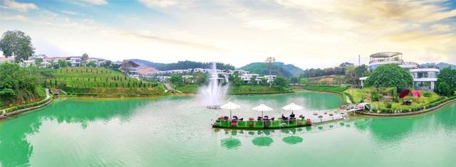 Giá trị của dự án Ivory Villas & Resort trên vùng đất di sản Hòa Bình - Ảnh 1.