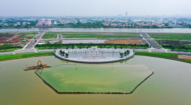 Van Phuc Group đẩy mạnh tiến độ thi công công trình Nhạc Nước trăm tỷ - Ảnh 2.