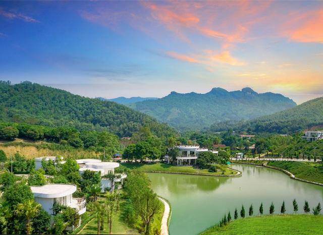 Giá trị của dự án Ivory Villas & Resort trên vùng đất di sản Hòa Bình - Ảnh 2.