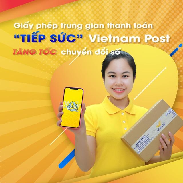 Vietnam Post đã có giấy thông hành, tiến tới tăng tốc chuyển đổi số - Ảnh 1.