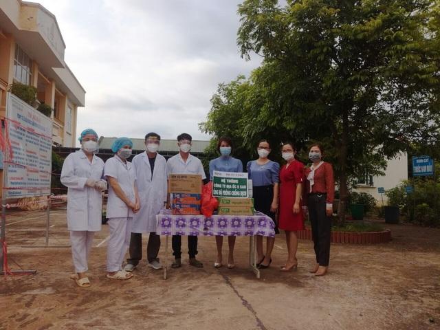 Địa Ốc 5 Sao phát động quyên góp, ủng hộ Bắc Giang đẩy lùi dịch COVID-19 - Ảnh 2.