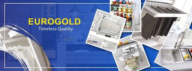 Smart kitchen Eurogold - xu thế của cuộc sống hiện đại - Ảnh 4.