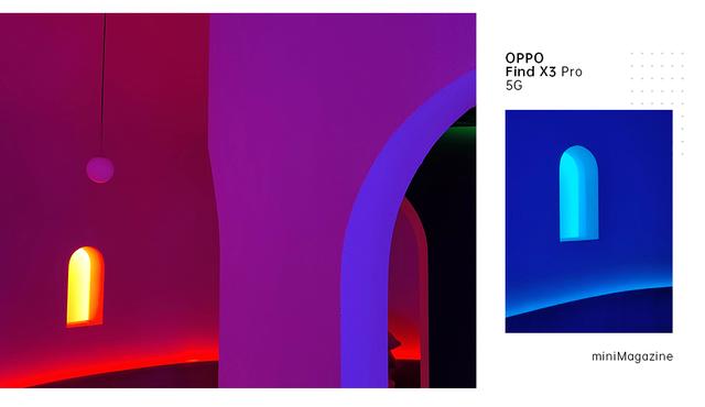 OPPO Find X3 Pro 5G mở ra kỷ nguyên 1 tỷ sắc màu mới cho smartphone Android - Ảnh 4.