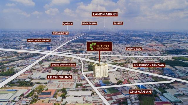 Chuẩn sống tinh hoa cho cộng đồng tri thức tại Tecco Felice Homes - Ảnh 1.