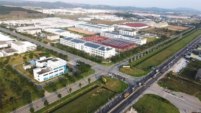 Thành tựu công nghiệp Quảng Ngãi sau 46 năm ngày giải phóng - Ảnh 2.