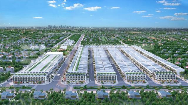 The Sun – Tâm điểm đầu tư mới tại Bàu Bàng, Bình Dương - Ảnh 1.