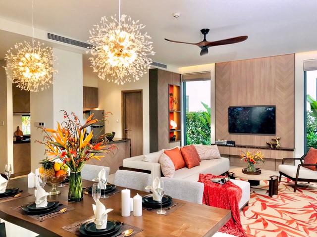 5 lý do nên sở hữu biệt thự nghỉ dưỡng tại Angsana Residences Hồ Tràm - Ảnh 1.
