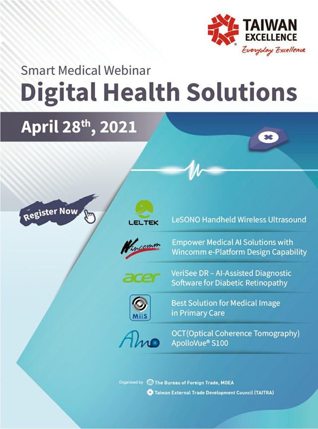 Chuyển đổi số trong ngành Y tế với các giải pháp thông minh tại Đài Loan - Ảnh 2.