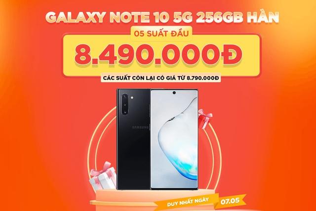 iPhone 12 Pro Max, Galaxy Note 10 5G giảm đến 6,2 triệu tại XTmobile - Ảnh 4.