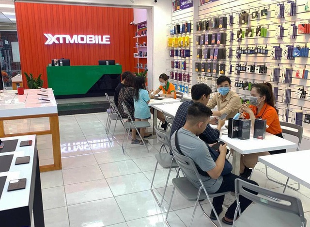 iPhone 12 Pro Max, Galaxy Note 10 5G giảm đến 6,2 triệu tại XTmobile - Ảnh 5.