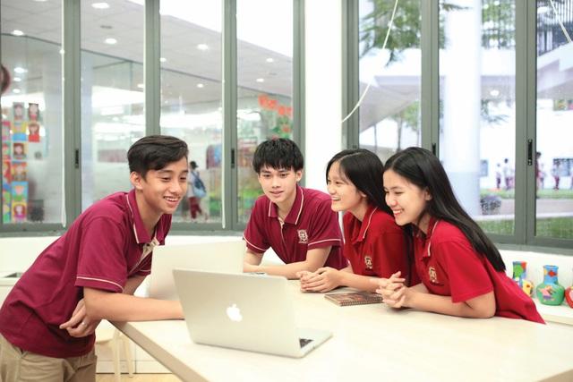 Trẻ thụ hưởng những gì từ chương trình quốc tế toàn phần Cambridge tại VAS? - Ảnh 1.