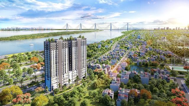 Quy hoạch phân khu đô thị sông Hồng phê duyệt, dự án nào hưởng lợi? - Ảnh 1.