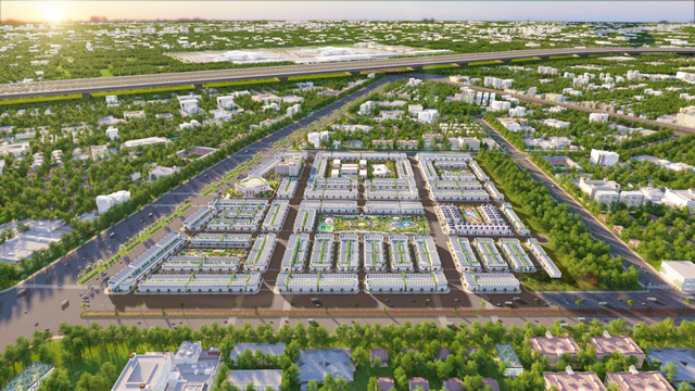 Đồng Nai giàu nguồn cung nhà phố, biệt thự tại vùng ven TP. HCM - Ảnh 1.
