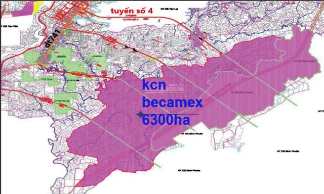 """Xuất hiện """"vùng trũng"""" của thị trường nhà đất khu Đông Sài Gòn - Ảnh 1."""
