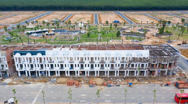 Đồng Nai giàu nguồn cung nhà phố, biệt thự tại vùng ven TP. HCM - Ảnh 2.