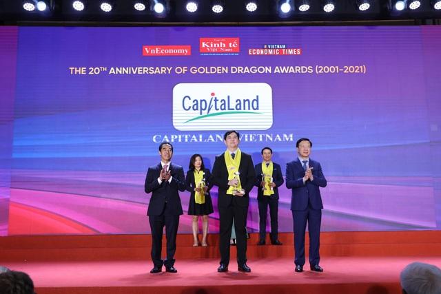 27 năm phát triển tại Việt Nam của Tập đoàn CapitalLand - Ảnh 2.