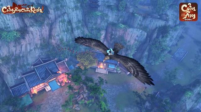 Gosu phát hành Cửu Âm Chân Kinh Mobile - Tuyệt đỉnh kiếm hiệp hàng đầu Châu Á tại Việt Nam - Ảnh 3.