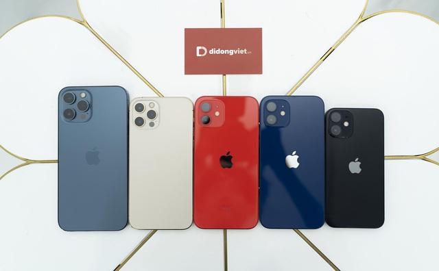 Bảng giá iPhone đầu tháng 5 - iPhone 12 giảm đến 8,5 triệu, iPhone 11 Pro Max chỉ còn 18,59 triệu đồng - Ảnh 3.