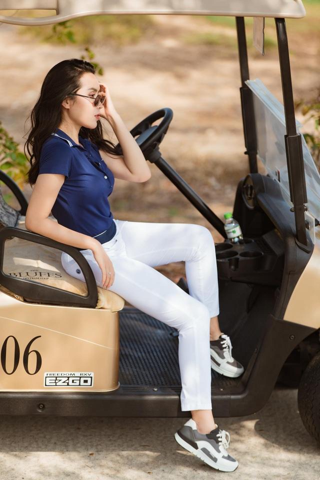 Lưu Hương Giang, Hồ Hoài Anh gợi ý phong cách golf dành cho doanh nhân - Ảnh 3.