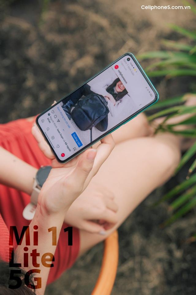 Đây là 5 điểm đáng giá trên Mi 11 Lite bản 5G phân khúc tầm trung - Ảnh 5.