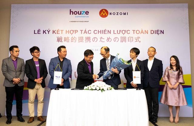 Hệ sinh thái Houze cùng Nozomi - Thành viên thuộc Tokyu Corporation và Tokyu Community Corp hợp tác chuyển đổi số - Ảnh 3.
