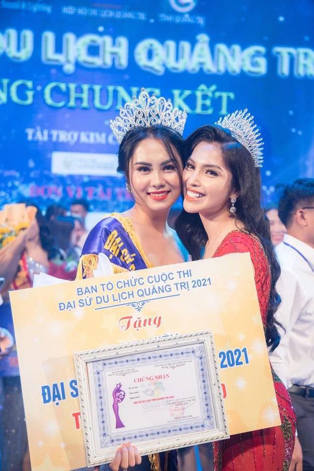 Tân Đại sứ du lịch Quảng Trị đang là sinh viên Đại học Greenwich (Việt Nam) - ảnh 4