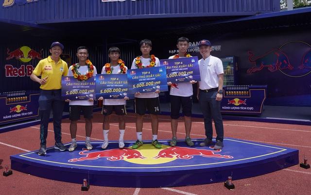 Hàng trăm cầu thủ trẻ Tiền Giang bật nội lực, chinh phục đam mê bóng đá ở vòng sơ tuyển - ảnh 4