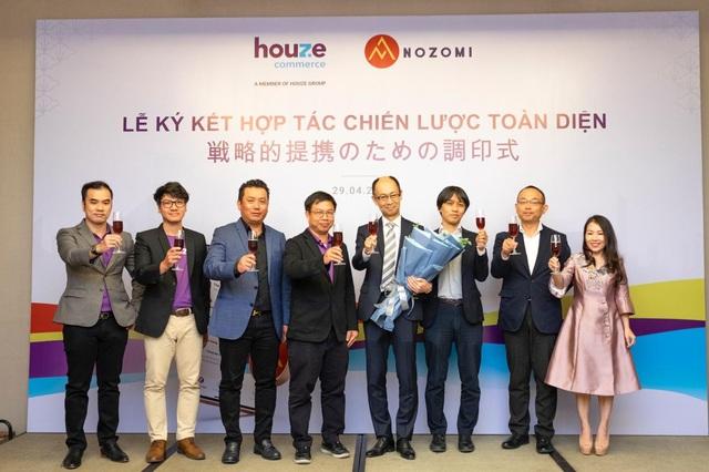 Hệ sinh thái Houze cùng Nozomi - Thành viên thuộc Tokyu Corporation và Tokyu Community Corp hợp tác chuyển đổi số - Ảnh 4.