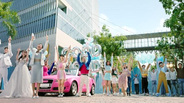 Ờ mây zing chưa, thánh tạo trend Binz nay lại tung thêm vũ điệu cực mood trong MV mới - ảnh 5