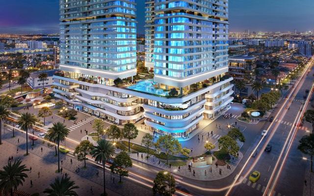 Tận hưởng cuộc sống hoàn mỹ nơi trung tâm thành phố tại King Crown Infinity - Ảnh 1.