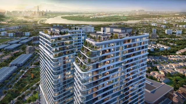 Tận hưởng cuộc sống hoàn mỹ nơi trung tâm thành phố tại King Crown Infinity - Ảnh 4.