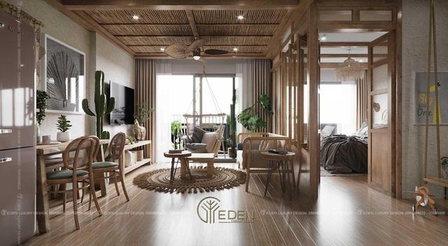 EDEN - Thiết kế, thi công xây dựng kiến trúc và nội thất cho các công trình Việt - Ảnh 2.