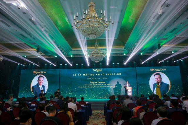 Lễ ra mắt dự án ID Junction - Khu đô thị sống xanh ở Long Thành (Đồng Nai) - Ảnh 4.