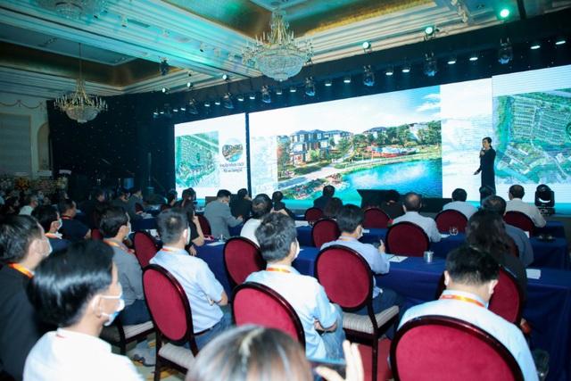 Lễ ra mắt dự án ID Junction - Khu đô thị sống xanh ở Long Thành (Đồng Nai) - Ảnh 1.