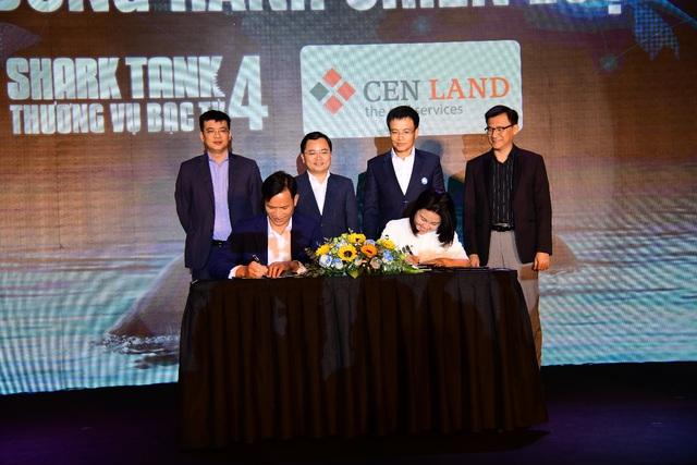 CEN LAND (CRE): Xây dựng hệ sinh thái dịch vụ bất động sản hàng đầu tại Việt Nam - Ảnh 1.