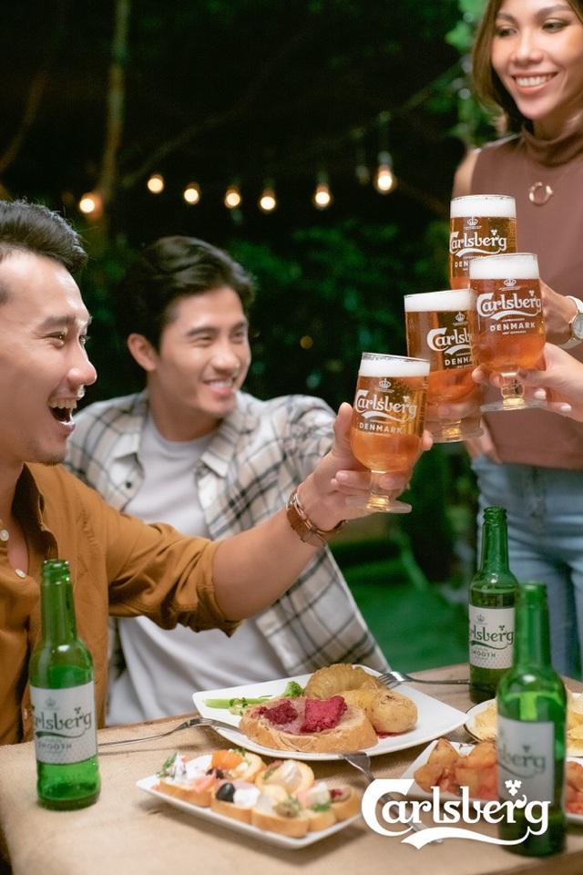 'Theo đuổi sự hoàn hảo' nâng tầm trải nghiệm thưởng bia - Ảnh 1.
