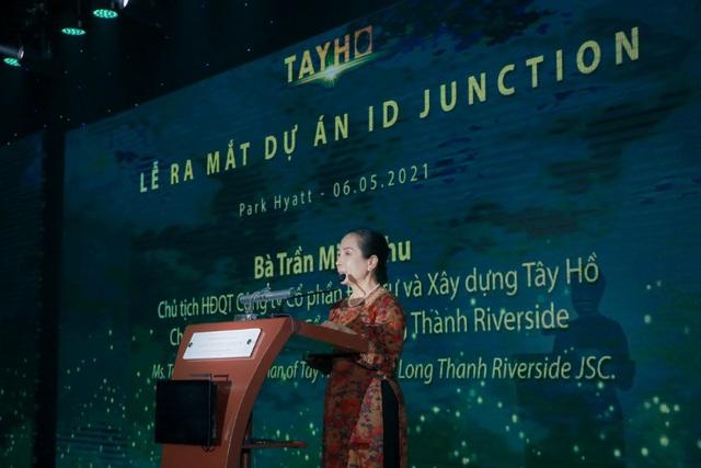 Lễ ra mắt dự án ID Junction - Khu đô thị sống xanh ở Long Thành (Đồng Nai) - Ảnh 2.