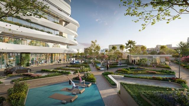 Tận hưởng cuộc sống hoàn mỹ nơi trung tâm thành phố tại King Crown Infinity - Ảnh 3.