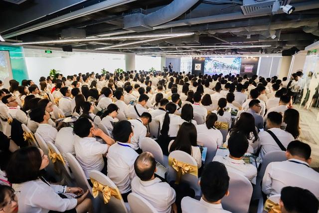 CEN LAND (CRE): Xây dựng hệ sinh thái dịch vụ bất động sản hàng đầu tại Việt Nam - Ảnh 3.