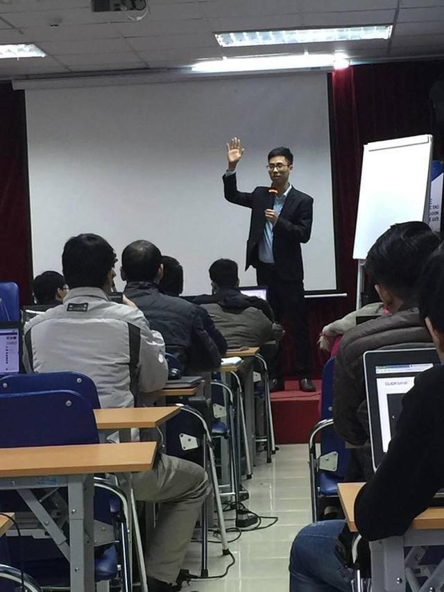 Chàng sinh viên ngoại thương tạm dừng việc học và khởi nghiệp với 400.000 tiền tiêu vặt mỗi tháng - Ảnh 3.