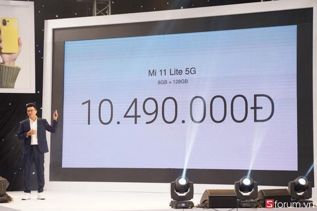 Mi 11 Lite 5G: Điện thoại siêu cấp với mức giá gây bão - Ảnh 5.