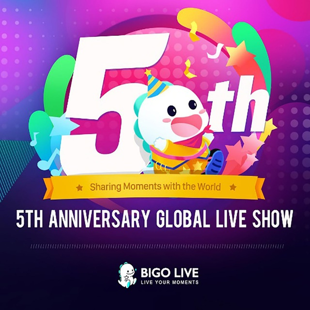 Bigo Live kỷ niệm 5 năm phát triển tại thị trường Việt Nam - ảnh 1