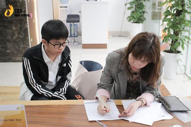 Hết lớp 9 con yêu thích nghề kinh doanh cha mẹ phải làm gì? - Ảnh 1.