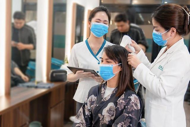 DR.LOZEN - Đơn vị tiên phong trong lĩnh vực điều trị rụng tóc tại Việt Nam - Ảnh 1.