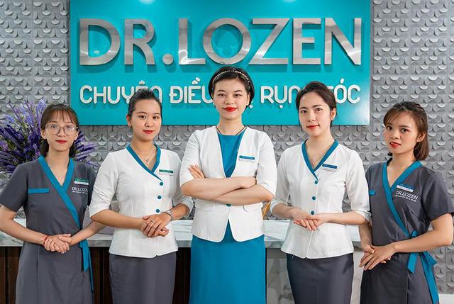DR.LOZEN - Đơn vị tiên phong trong lĩnh vực điều trị rụng tóc tại Việt Nam - Ảnh 2.